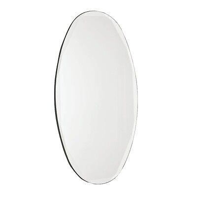 Oval Mirror Shatterproof Mirrors 900mm Oval Shape Safety Acrylic 3 Foot Ebay