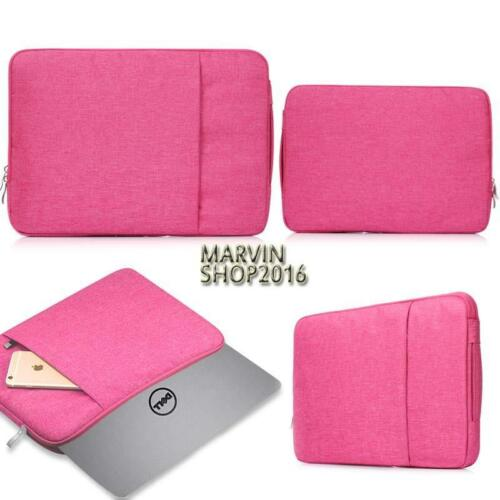 Carry Laptop Sleeve Pouch Case Bag For Various Dell Chromebook//XPS//Precision