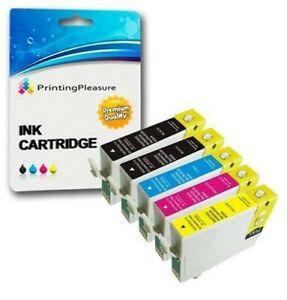 Multipack-18XL-5-Cartucce-Compatibili-x-Epson-XP205-XP215-XP225-XP422-XP425