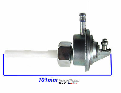 Auto Gas Fuel Tank Pump Switch Petcock For Honda 1984 ELITE CH125 CH 125 Scooter