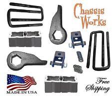 """1988-2007 Chevy Silverado K 1500 4WD 3-2"""" Lift Torsion Keys Leveling Lift Kit"""