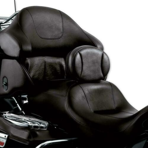 Plug In Driver Rider Backrest Kit Fit for Harley TriGlide Ultra Classic FLHTCUTG