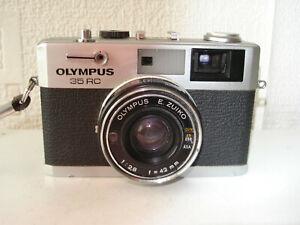 Olympus-35RC-cult-classic-35mm-rangefinder-style-camera-F2-8-zuiko-lens-amp-case