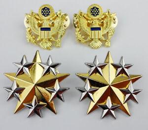 SET-US-ARMY-SIX-STAR-RANK-INSIGNIA-BADGE-PIN-EAGLE-BADGE-0201