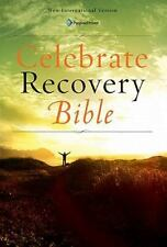 Celebrate Recovery Bible, Large Print