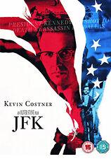 JFK - DVD - REGION 2 UK
