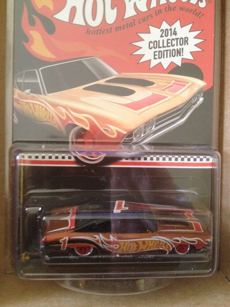2014 Hot Wheels Kmart Collector 69 Chevelle SS 396