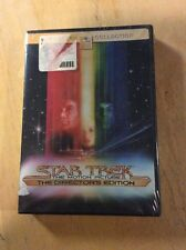 Star Trek: The Motion Picture (DVD, 2001, 2-Disc, Directors Cut)*New*Shatner