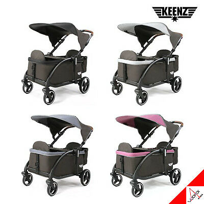 KEENZ 2019 AIR PLUS Baby Infant Kids /& Pet Lightweight Foldable Travel Stroller