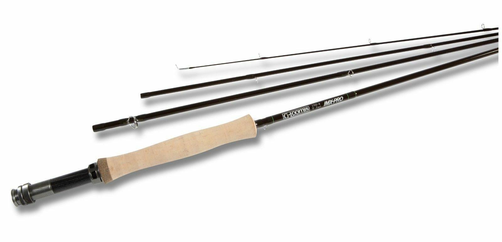 G Loomis IMX Pro 590-4 9'  5 poids 1085 4 pc. Fly Rod neuf livraison gratuite