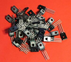 Transistor Silicon KT817A = 2N5190, 2N6121, 2SD234 UdSSR Lot of 15 PCs