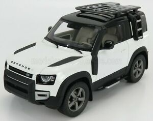 ALMOST-REAL 1/18 LAND ROVER   NEW DEFENDER 90 2020   WHITE
