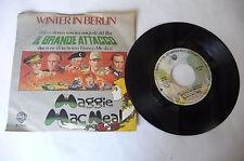 """MAGGIE MAC NEAL/MICALIZZI""""WINTER IN BERLIN-disco 45 giri WB It1978""""OST"""