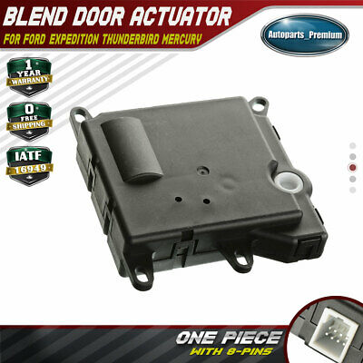 New HVAC Heater Blend Air Door Actuator For Ford Expedition Mercury Cougar
