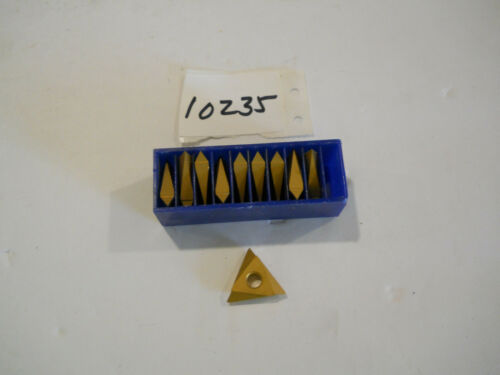 10 PIECES TPMA 43NV C2 COATED CARBIDE INSERTS NEW PICTURE # 10235