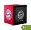 Bon état ECG ERM 10510 FCBM Réfrigérateur FC Bayern Munich 48 L Poudre Revêtement EEK