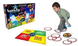 Kids Educational Game 18PC Bottle Flip Challenge Playset New