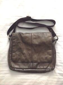 83559036df FOSSIL Moss Smokey Green Glazed Leather 13.5