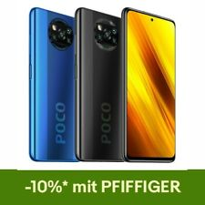 "Xiaomi Poco X3 NFC 6GB 64GB Smartphone 6,67"" 64MP 5160mAh Dual SIM EU Handy"