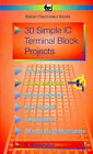 30 Simple I.C.Terminal Block Projects by Roy Bebbington (Paperback, 1996)