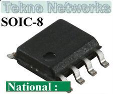 National -  LM337LMX 1.2V TO 37V 100mA Adjustable Regulator -10pcs [ SOIC-8 ]