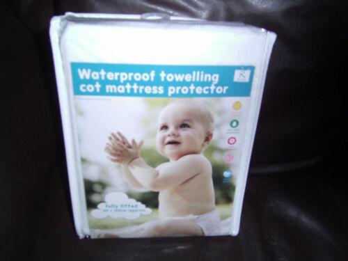 housse lit bébé imperméable tissu drap alèses Nouveau pour lit bébé