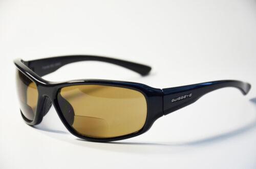 Swiss Eye deporte gafas freeride Bifo 2,0 30302 Unisex negros gafas de sol Nuevo