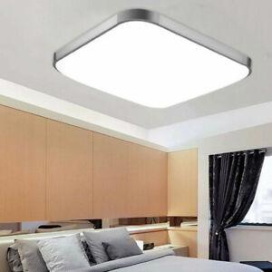 Details zu LED 20W Deckenlampen Wohnzimmer Schlafzimmer Küchen Lampe  Energiesparlampen