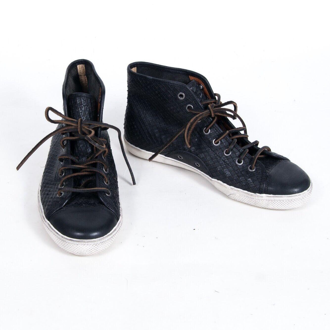 NWOB FRYE men's high top sneakers, unworn, size was 8.5, all leather