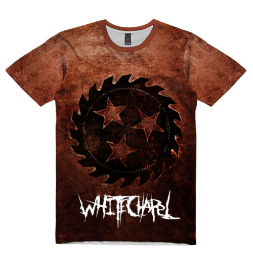 NEW WHITECHAPEL  METAL VINTAGE SUB PRINT TEE TANK TOP T-SHIRT REG FIT /&SIZE