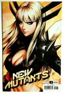 Marvel-New-Mutants-1-Artgerm-Variant-January-2020-First-Print-Hickman