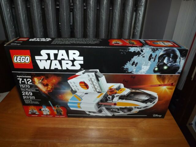 LEGO Star Wars Phantom 75170 from Japan New