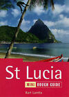 St. Lucia: The Mini Rough Guide by Karl Luntta (Paperback, 1999)