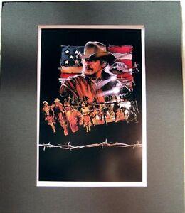 Borderline-Pelicula-Arte-Poster-Estampado-Mate