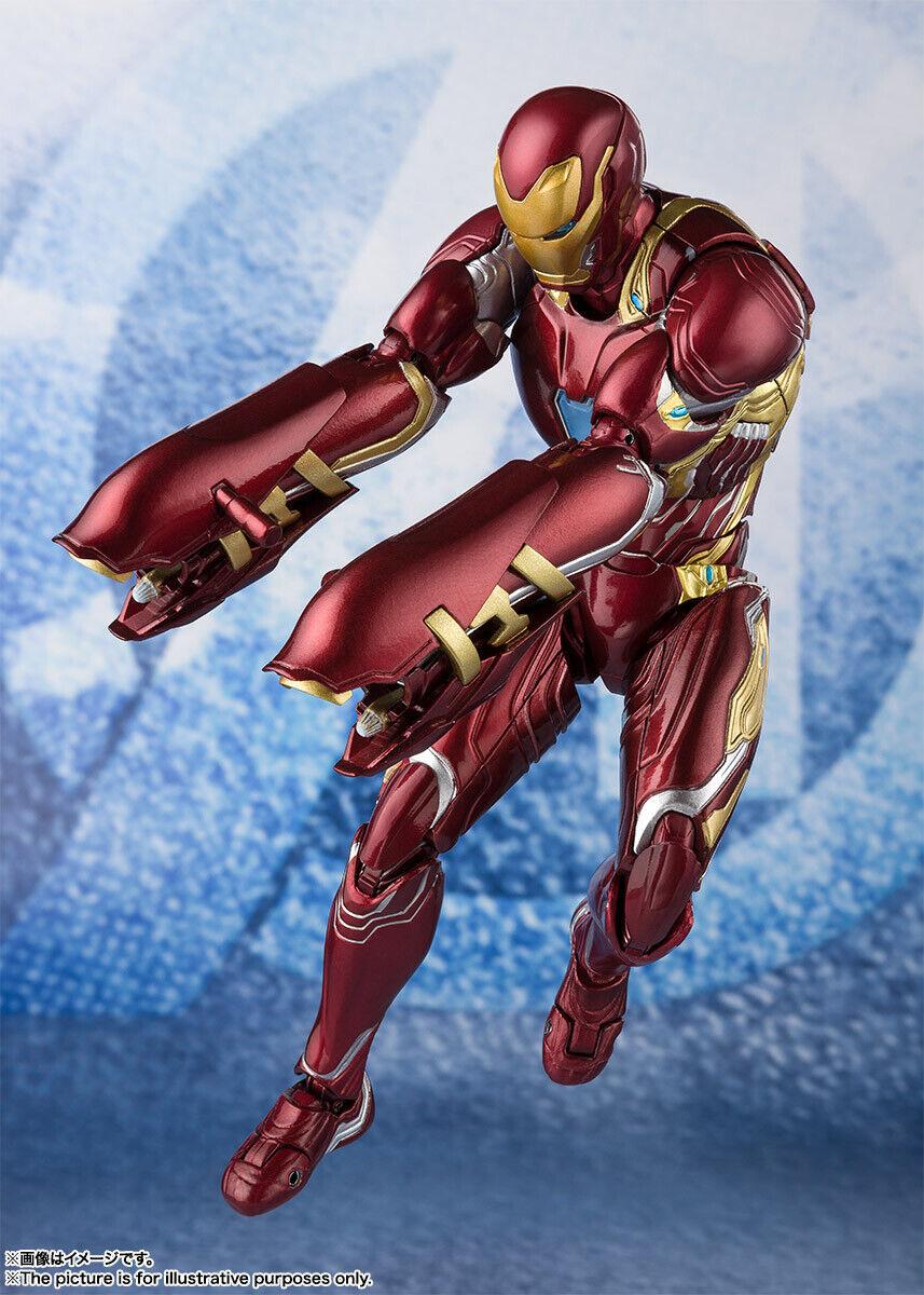 S.H.Figuarts S.H.Figuarts S.H.Figuarts Iron Man Mark 50 Nano Weapon Set 2 (Avengers   End Game) Japan ver. f8cb0f