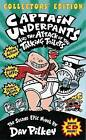 Captain Underpants   and the Attack of the Talking Toilets by Dav Pilkey (Hardback, 2007)