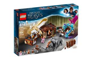 LEGO Harry Potter 75952 Newts Koffer der magischen Kreaturen Fantastic Beasts