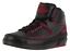 JORDAN-2-RETRO-MEN-S-BASKETBALL-RUNNING-SHOES-ALTERNATE-BLACK-RED-834274-001 thumbnail 1