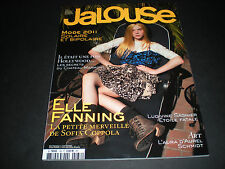 Jalouse France 2011 Elle Fanning