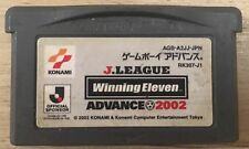 EXTREMELY RARE Winning Eleven Advance 2002 J. League GBA Game Boy Konami Japan