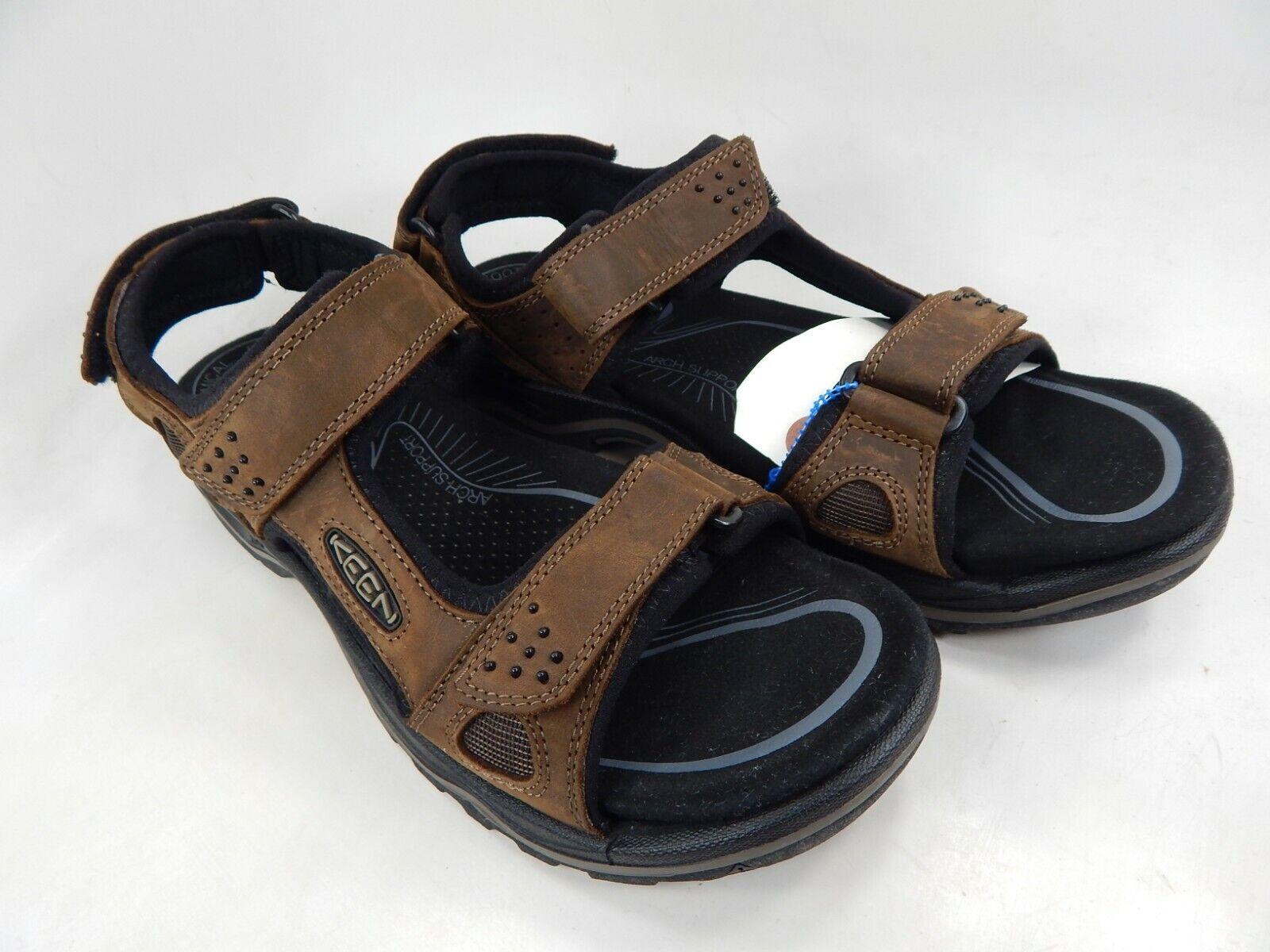 Keen Rialto 3-punkt Größe US 8 M (D) Eu 40.5 Herren Außen Sandalen Schuhe