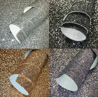 Sparkly Chunky Glitter Material for Pelmets and Binds