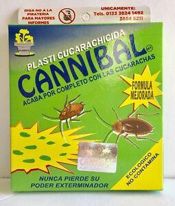 Cannibal-Roach-Killer-CAFARD-Gel-Appat-Non-toxique-eliminer-tous-les-blattes