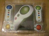 Xbox 360 Buzzer - 4 Stück Für Scene It - Original Microsoft Mit Batterien Neu