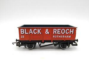 Hornby-Black-amp-Reoch-LWB-Mineral-Wagon-OO-Very-Good-Cond-see-description