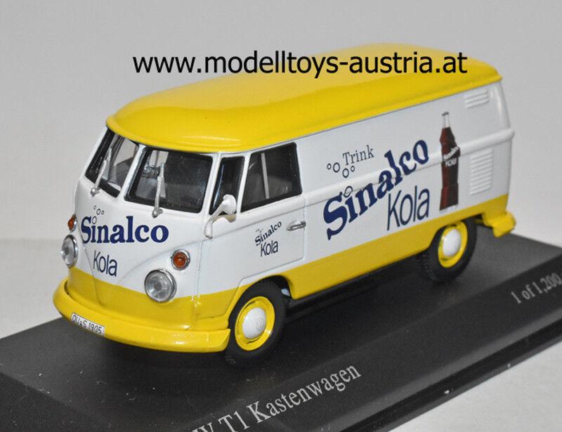 VW T1 Kastenwagen 1963 SINALCO KOLA 1 43 Minichamps