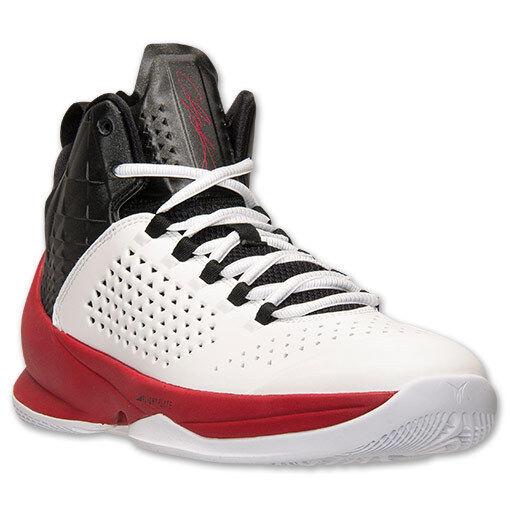 716227-101 Air Jordan Melo M11 M11 M11 bianca nero Gym rosso Dimensiones 8 -12 New In Box ef64c7