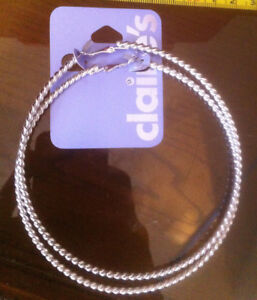 13ba219bb Image is loading Claire-039-s-Claires-Accessories-Official-Earrings-100mm-