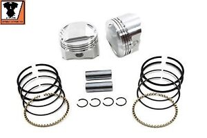 Forged-Standard-9-25-1-Piston-Kit-EVO-Touring-Softail-Standard-1340cc-Bagger