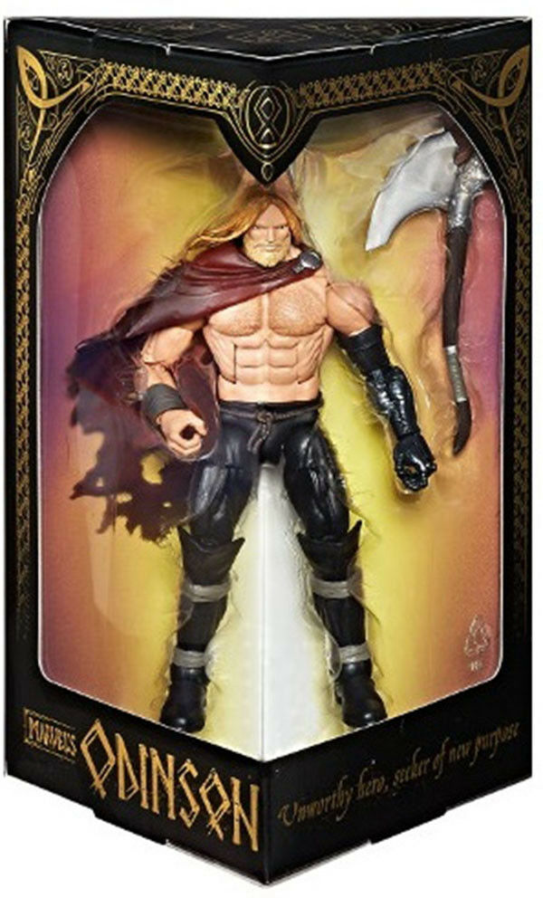 Marvel Legends 2017 SDCC Hasbro Exclusive Battle of Asgard New Loose Odinson
